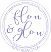 Flow and Glow Therapies – Yoga, Reflexology, Facials & Massage in Cuffley Logo